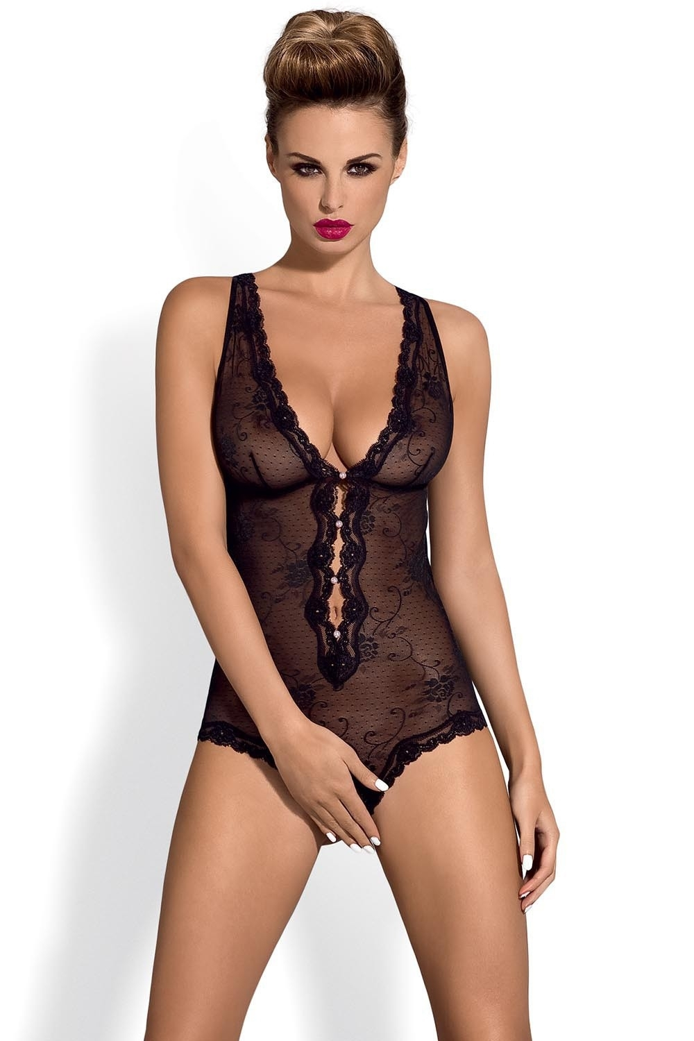 Body erotice Fiorenta teddy