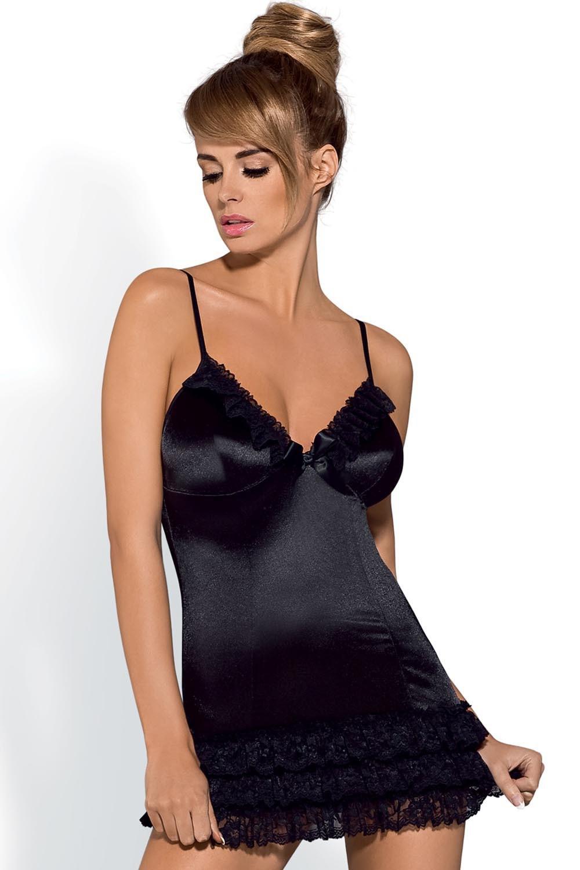 Cămășă pentru femei Blackbella chemise XXL