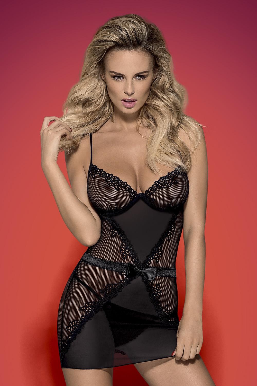 Cămășă pentru femei Lustella chemise XXL