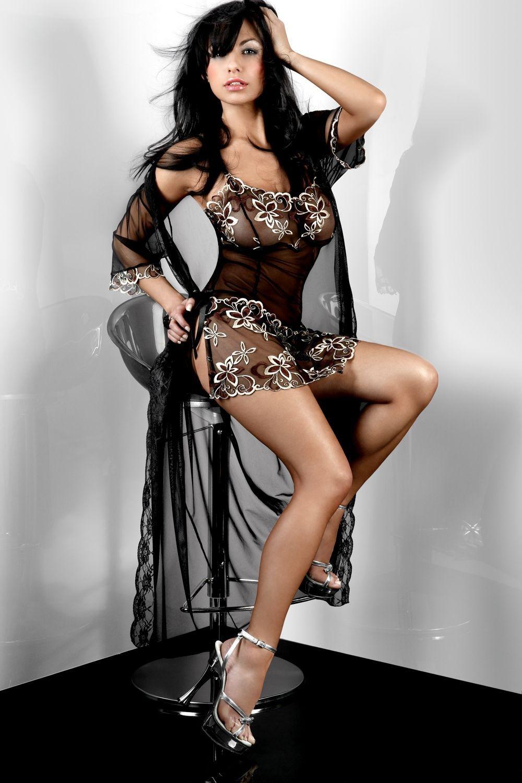 Capotă pentru femei Hera Dressing Gown  XXL
