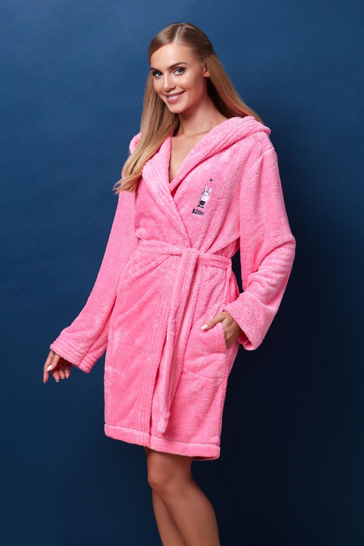 Halat de damă BB 7108 pink