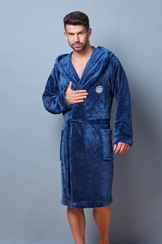 Halat pentru bărbați 7105 blue