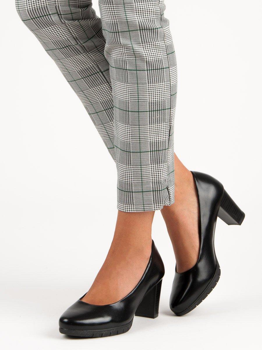 Pantofi cu toc pentru damă 45307