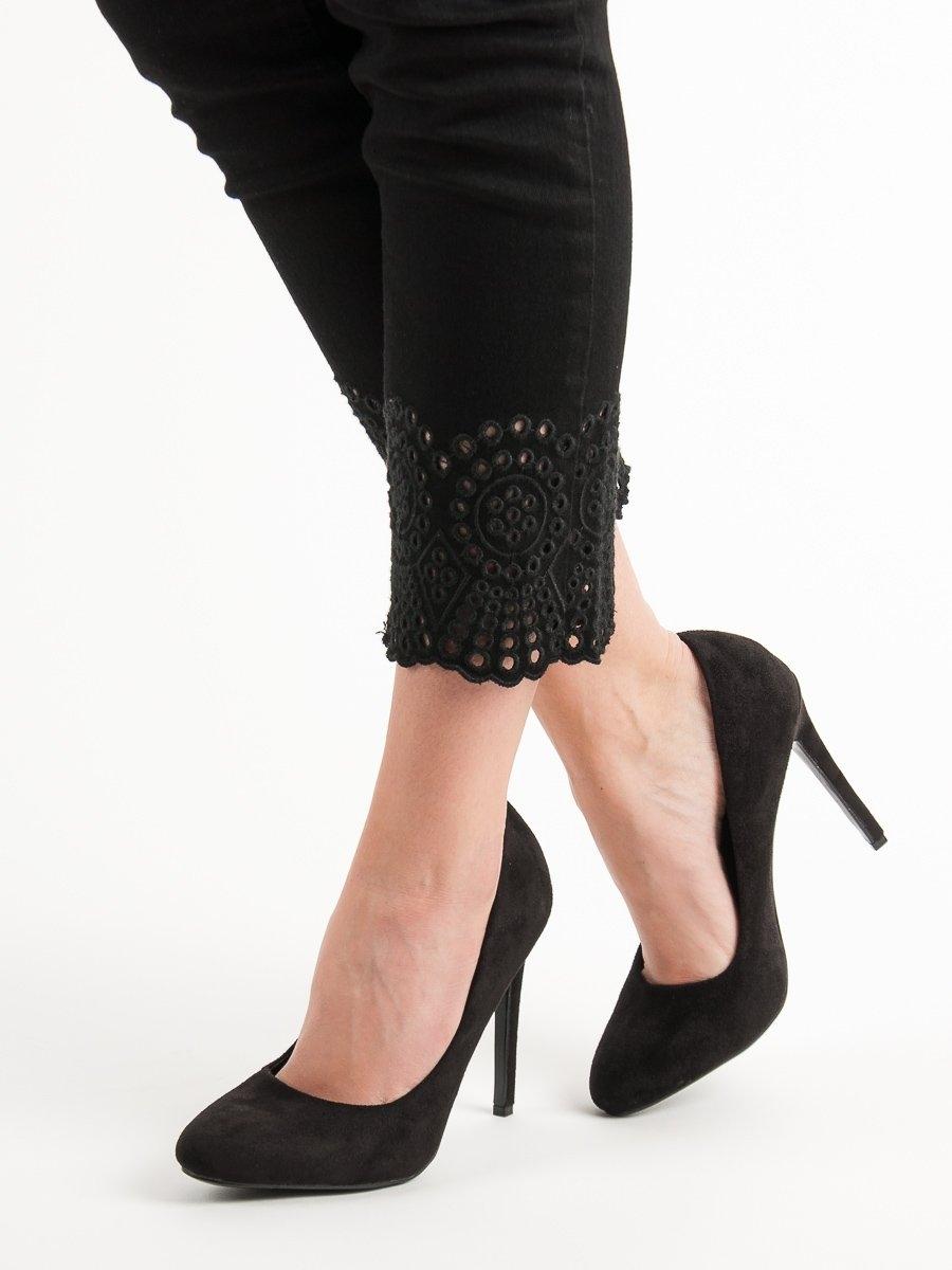 Pantofi cu toc pentru damă 54197
