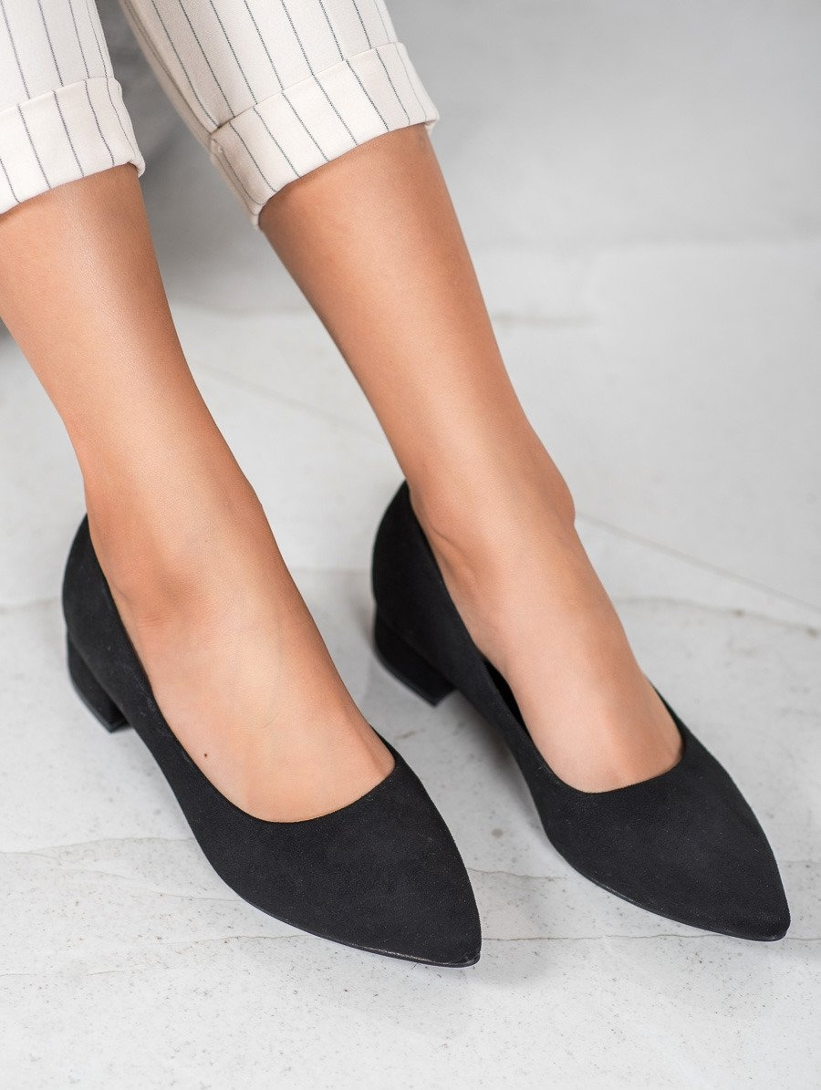 Pantofi cu toc pentru damă 57956