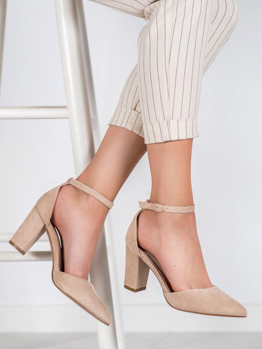 Pantofi cu toc pentru damă 59120