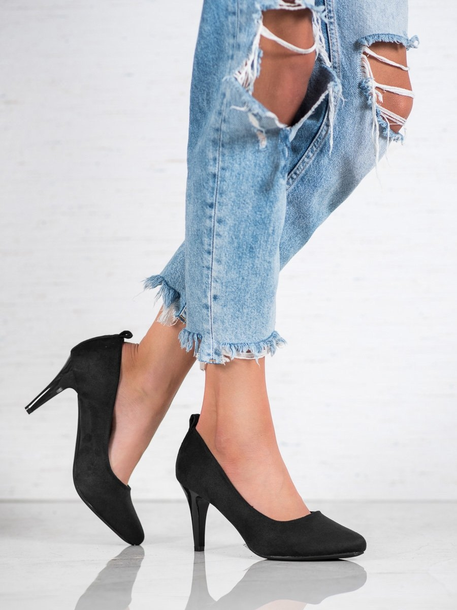 Pantofi cu toc pentru damă 59265