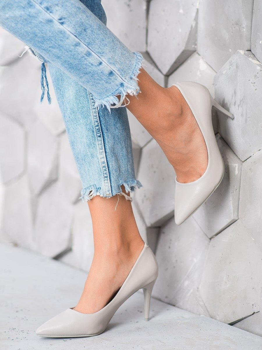 Pantofi cu toc pentru damă 60232