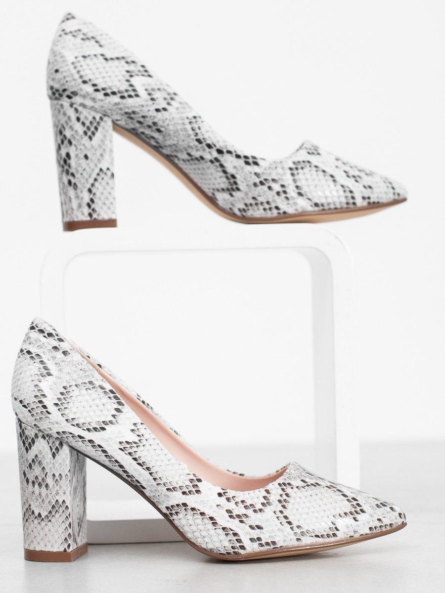 Pantofi cu toc pentru damă 60328