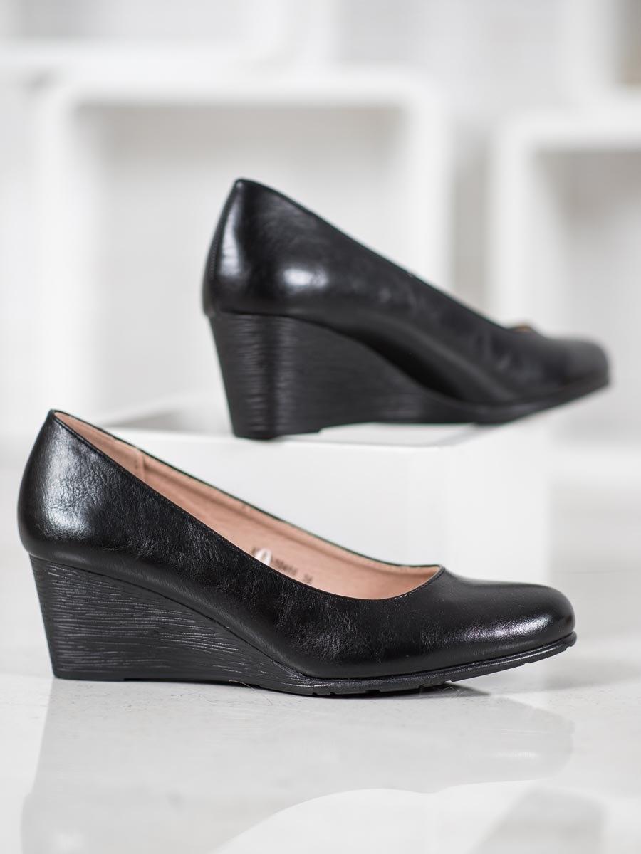Pantofi cu toc pentru damă 60520