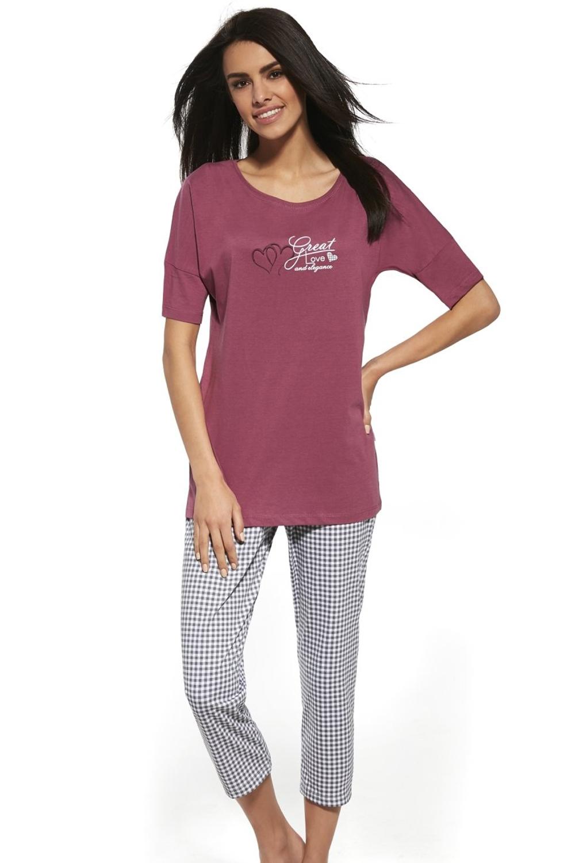 Pijama de damă 087/131 Great love