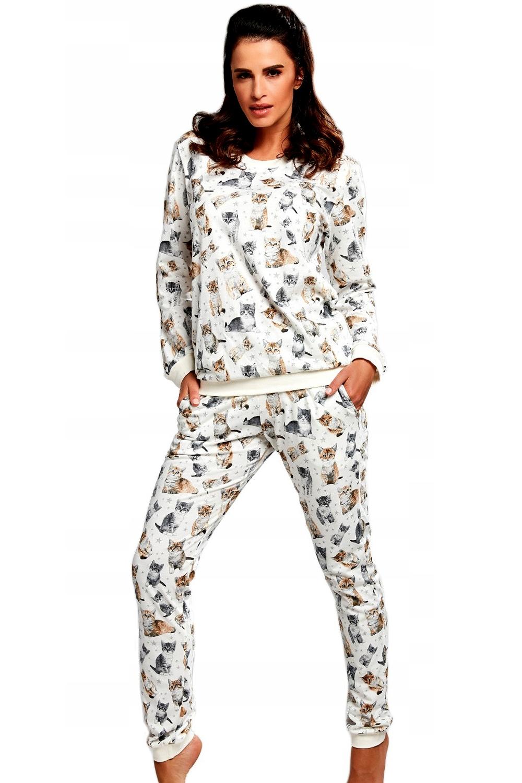 Pijama de damă 163/173 Lovely cats