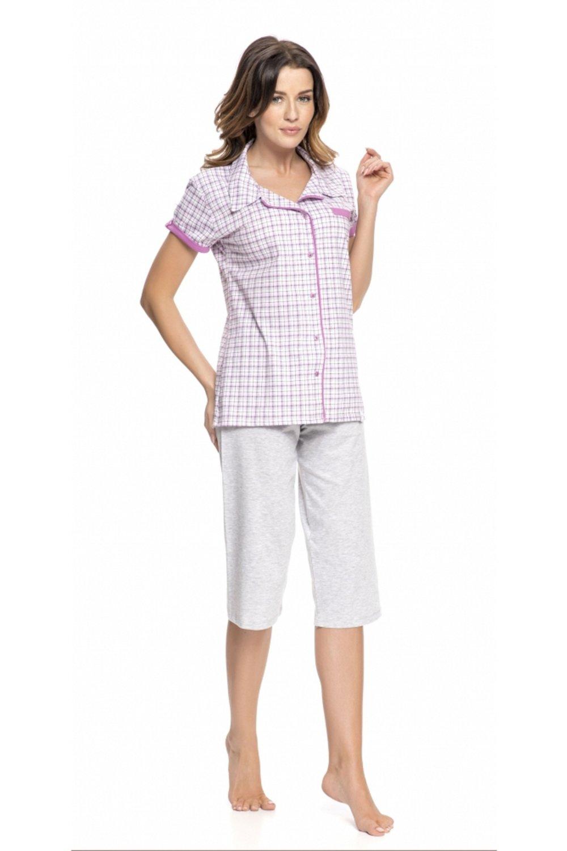 Pijama de damă 9050 fuchsia