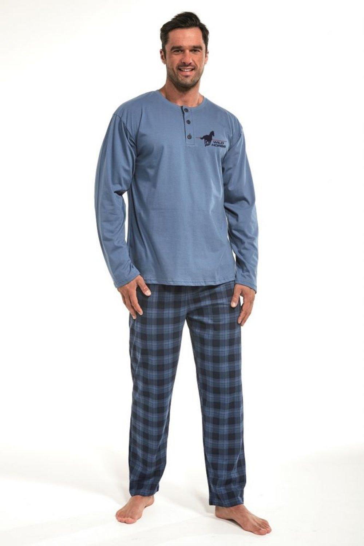 Pijama pentru bărbați 123/140 Wild horse