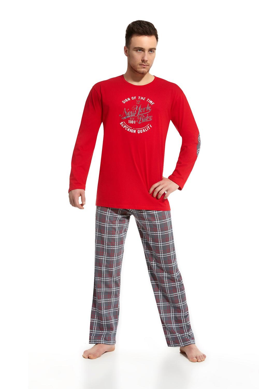 Pijama pentru bărbați 124/38 New York2