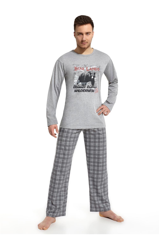 Pijama pentru bărbați 124/43 Bear lands