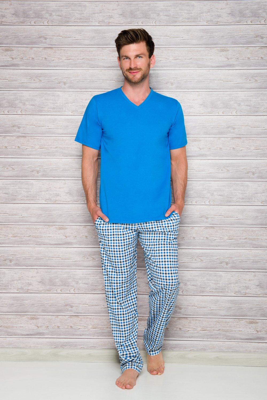 Pijama pentru bărbați Adam 2131 blue